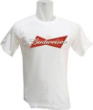 New Budweiser Beer Logo Custom Black T-Shirt S M L XL XXL XXXL Rare - $20.99+