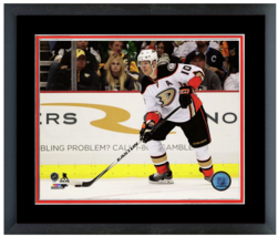 Corey Perry 2014-15 Anaheim Ducks - 11 x 14 Matted/Framed Photo - $43.55