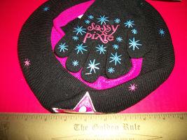 Disney Fairies Girl Clothes Tink Tinkerbell Hat Set Tam Sassy Pixie Glov... - $9.49