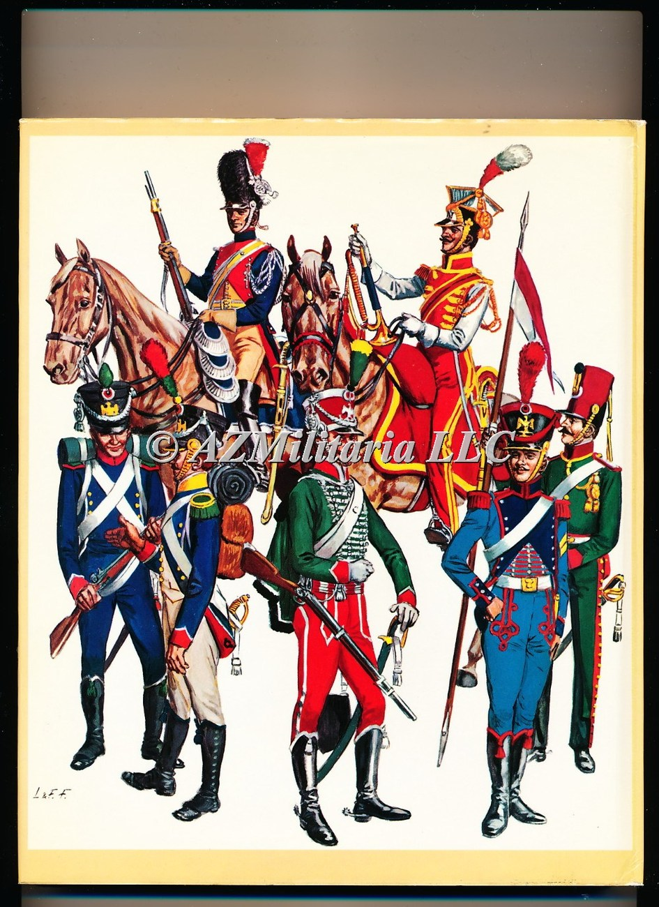 18th Century to the Present Day (Arms and Uniforms)