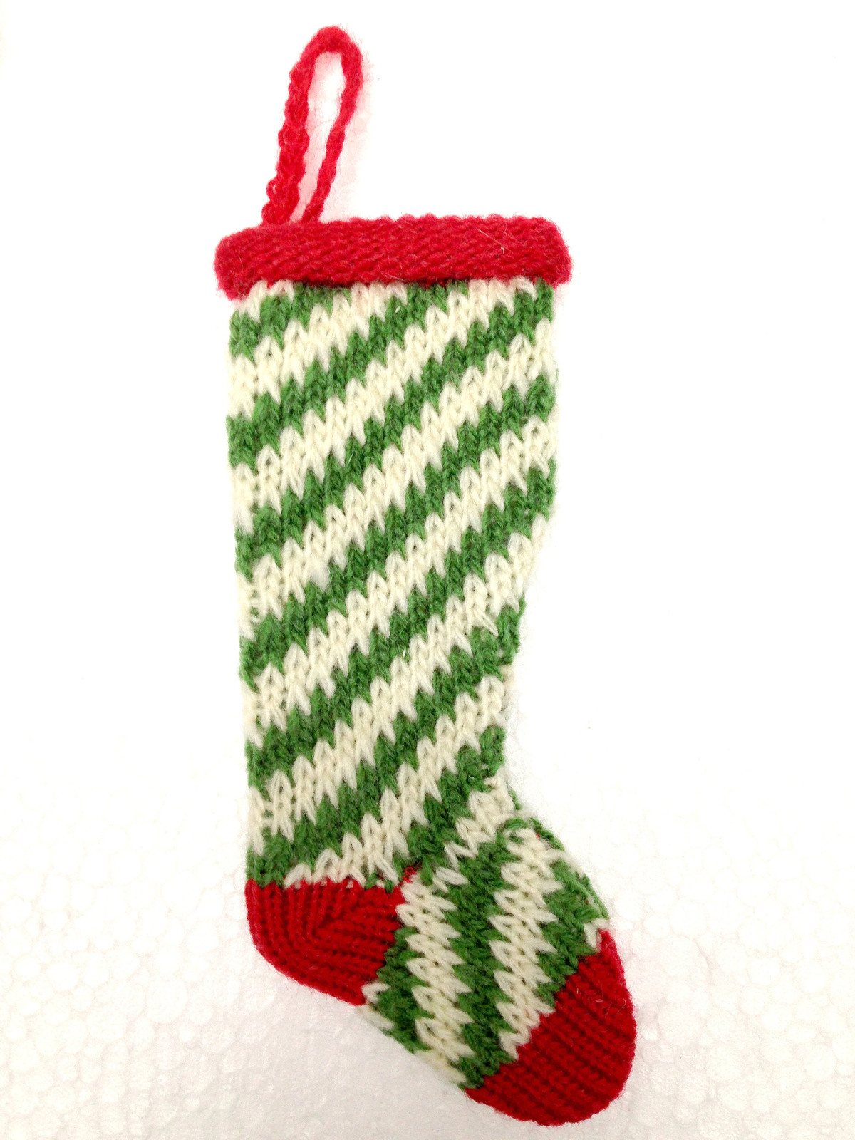 Knitted Christmas Decorations To Buy : Christmas ornaments decoration knit sweater