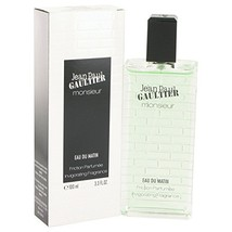 Jean Paul Gaultier Monsieur Eau Du Matin Cologne By JEAN PAUL GAULTIER 3... - $47.60