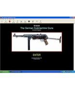 The German Submachine Guns (MP18 - MP38 - MP40) - $7.95