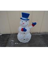 Everstar 4 Foot Twinkling LED Snowman 150 Light... - $78.45