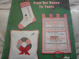 Christmas From Our House To Yours Book - $5.00