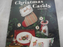 Christmas Carols Cross Stitch Designs - $5.00