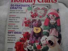 Holiday Crafts 1987 Magazine - $5.00