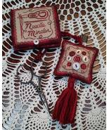 Tools of the Trade Part 2 cross stitch chart Blackberry Lane Designs - $10.80