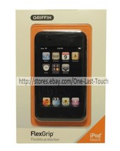 GRIFFIN Silicone Protection FLEXGRIP Textured Surface FOR iPOD TOUCH Sec... - $2.98