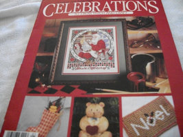 Holidays To Cross Stitch Craft Book - $5.00