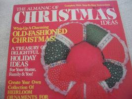 1982 Almanac Of Christmas Ideas - $22.00