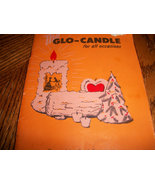 Candle Making Book, Circa 1950's - $6.00