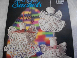 Crocheted Angel Sachet Book - $5.00