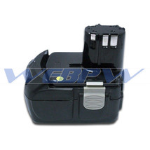 Power Tool Battery For HITACHI 18V Li-ion BCL1815 EBM 1830 C18DL C18DLP4... - $61.27