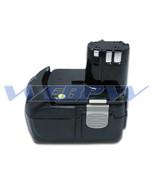 Power Tool Battery For HITACHI 18V Li-ion BCL1815 EBM 1830 C18DL C18DLP4... - $61.27