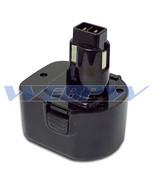 Power Tool Battery For DEWALT 12V NiCd 152250-27 397745-01 DC9071  DE903... - $25.63