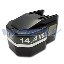 Power Tool Battery For MILWAUKEE 14.4V 48-11-1000 48-11-1014 48-11-1024 ... - $35.53