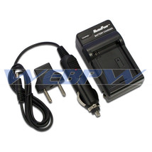 Battery Charger For CANON LP-E12 Camera EOS M EOS-M Black White EF-M w/ ... - $8.80
