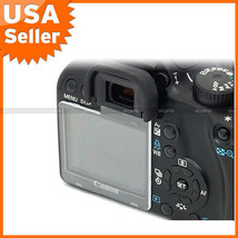 Hard LCD Cover Screen Protector Camera Canon EOS 1000D - $11.87