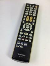 Toshiba WC-SBC1 Remote Control -Tested-                                 ... - $10.75