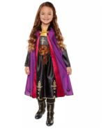 Disney Frozen 2 Anna Travel Dress 4-6X - $16.82