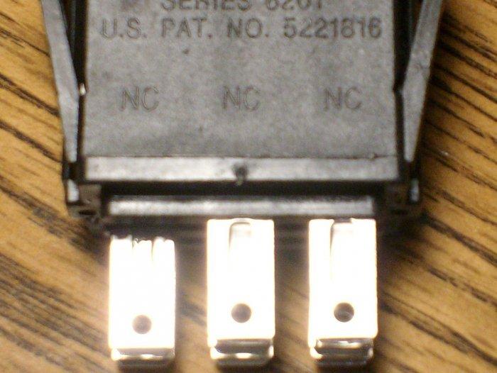 Snapper lawn mower PTO switch 1722887 / 3-5658 / 5022180 / 7035658