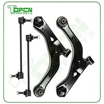 4Pcs New Front Lower Control Arm Sway Bar End Link, Compatible With Ford Escape  - $135.36