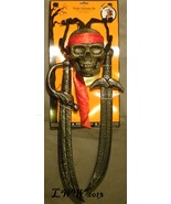 Child's Pirate Swords with Skull Sheath Halloween Costume Accessory Kit - $7.97