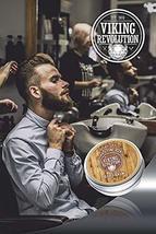 Beard Balm Cedar & Pine Scent w/Argan & Jojoba Oils - Styles, Strengthens & Soft image 6
