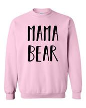 Mama bear sweatshirt mommy sweater  gift for mom momlife for her birthda... - $22.50