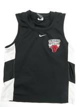 Nike Chicago Bulls Basketball Sleeveless Youth T-Shirt Size 7 - $14.84