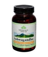 Organic India - Org Ashwagandha | 60's - $9.95
