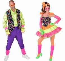 Gents 80's style Neon Waistcoat  - $32.45