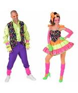 Gents 80's style Neon Waistcoat  - $31.24