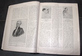 Illustrated Monthly for the Jewish Home MENORAH 1923-1924 18 Issue Hard Binding  image 6