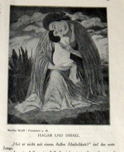 Illustrated Monthly for the Jewish Home MENORAH 1923-1924 18 Issue Hard Binding  image 11