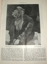 Illustrated Monthly for the Jewish Home MENORAH 1925 12 Issues Hard Binding  image 5