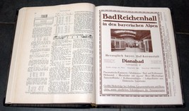 Illustrated Monthly for the Jewish Home MENORAH 1925 12 Issues Hard Binding  image 8