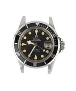 Vintage 1984 Tudor Submariner 76100 LOLLIPOP 40mm Patina 12x Stainless W... - $4,793.74