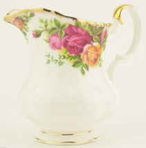 Royal Albert Old Country Roses Creamer Pitcher Bone China England Tableware - $47.99