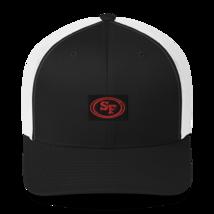 San Francisco hat / 49ers hat // San Francisco Trucker Cap Cap image 3