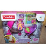 Fisher Price Loving Family Everything for Baby New - $14.88