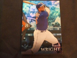 2014 Bowman Platinum Gold #23 David Wright -New York Mets- - $3.12