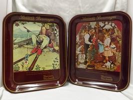 "Two Norman Rockwell Limited Edition 1976/1977 ""... - $125.00"