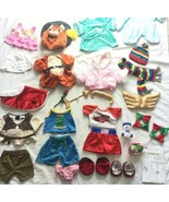 Huge Lot Build a Bear BABW Clothing Shoes  Boy Girl Accessories - $37.39