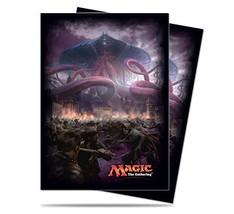 Magic the Gathering - MTG Eldritch Moon Emrakul Card Sleeves 80 Count De... - $11.34