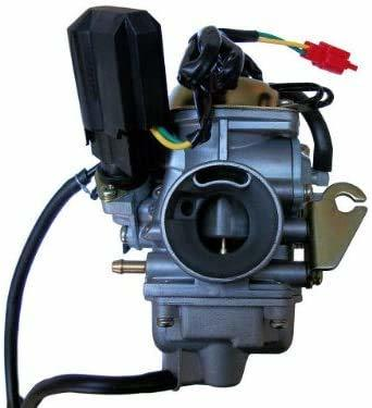 Primary image for Zoom Zoom Parts CARBURETOR FOR LANCE VINTAGE BMS TANK ZNEN JONWAY 150CC GY6 150