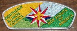BSA Northeast Illinois Council Patch - $5.00
