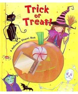 Trick or Treat A Halloween Shapes Book Preschool Learning Ages 3 and Up - $6.15