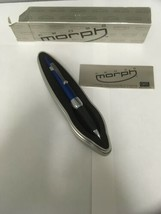 Cross Ballpoint Pen Morph Electric Blue Ballpoint Pen New In Open Box - $24.70